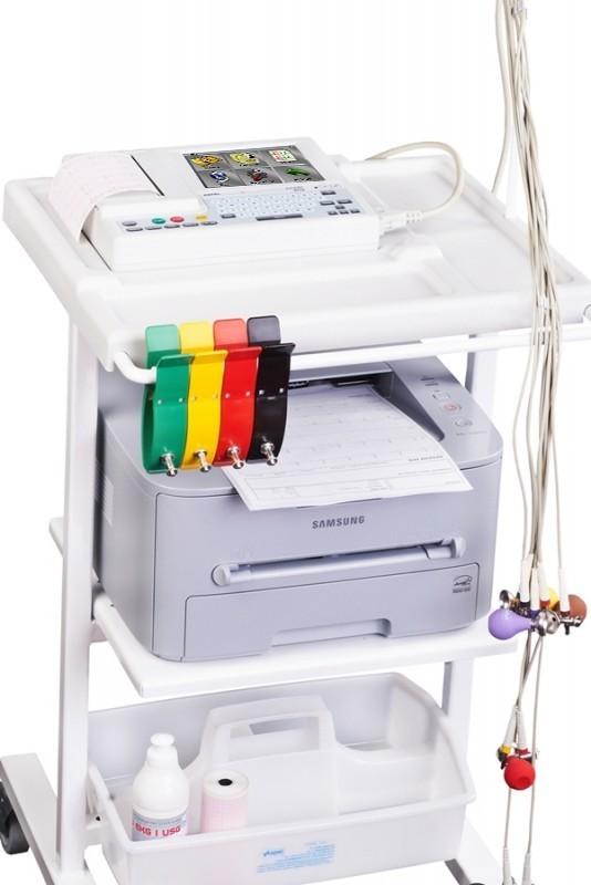 Aparat EKG AsCARD Grey v.07.304 <B> Wi Fi </B> SYSTEM PROMOCJA !