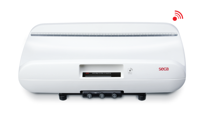 Waga SECA 757 klasa III Wireless, legalizowana