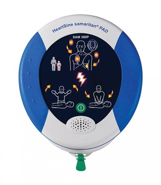 Defibrylator AED Samaritan PAD 360 P <B>automat</b>